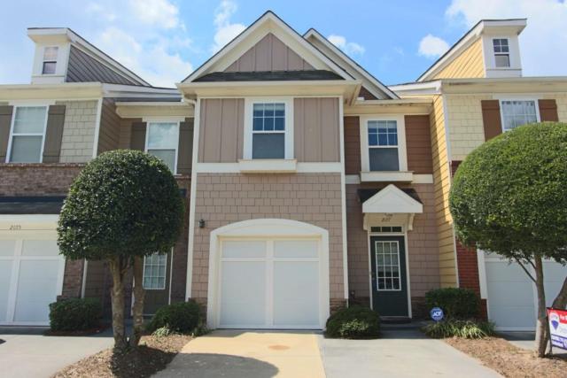 2077 Lakeshore Overlook NW, Kennesaw, GA 30152 (MLS #6072447) :: Kennesaw Life Real Estate