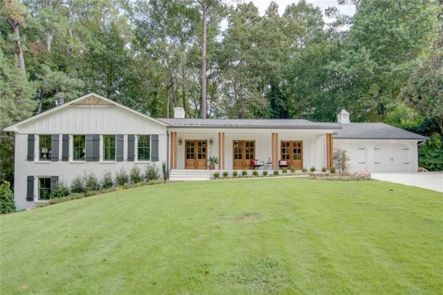 6175 Weatherly Drive, Sandy Springs, GA 30328 (MLS #6072538) :: The Russell Group