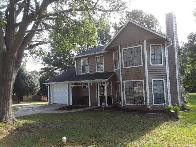 893 Lake Watch Drive, Stone Mountain, GA 30088 (MLS #6072630) :: The Russell Group