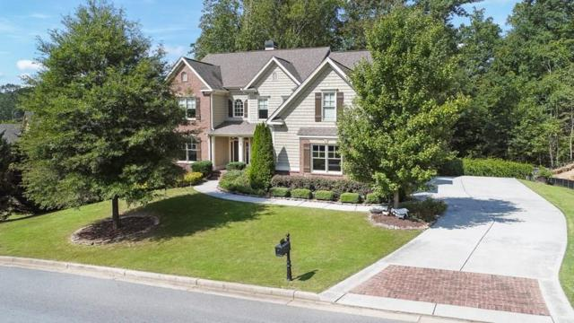 8525 Etowah Bluffs Road, Ball Ground, GA 30107 (MLS #6072690) :: The Cowan Connection Team