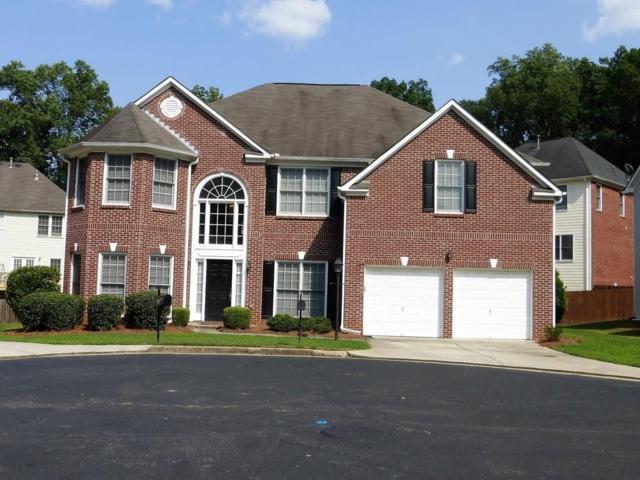 3223 Wooded Glen Court SE, Smyrna, GA 30082 (MLS #6072694) :: North Atlanta Home Team