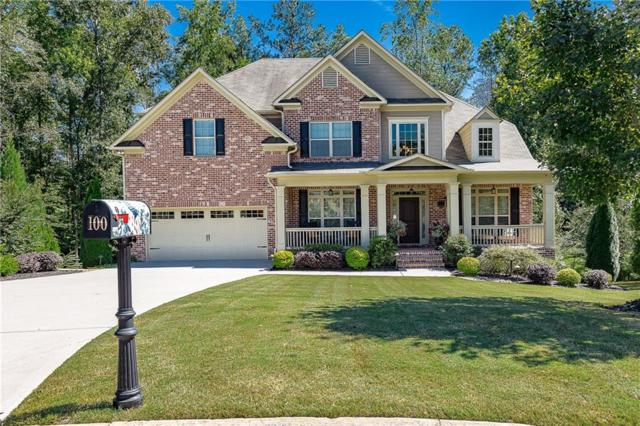 100 Cox Farm Road NW, Marietta, GA 30064 (MLS #6072706) :: Iconic Living Real Estate Professionals