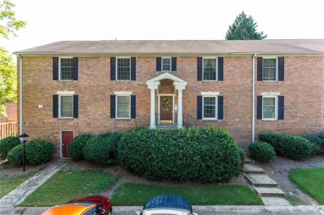 6700 Roswell Road 31C, Atlanta, GA 30328 (MLS #6072774) :: North Atlanta Home Team