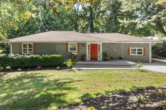 1960 Glenroy Place SE, Smyrna, GA 30080 (MLS #6072845) :: Charlie Ballard Real Estate