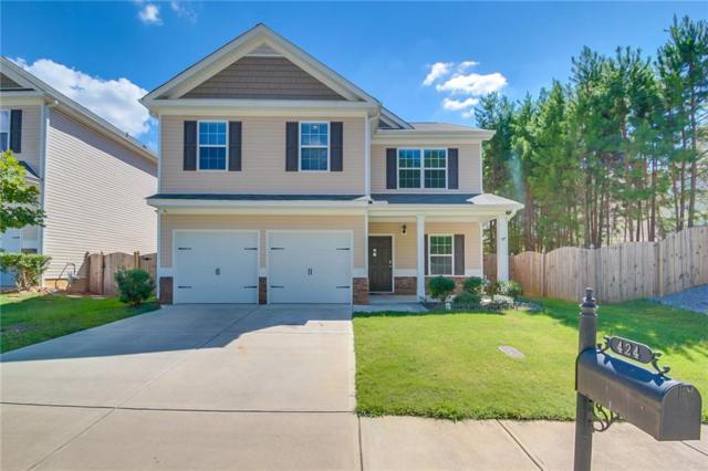 424 Leyland Drive, Canton, GA 30114 (MLS #6072917) :: The Russell Group