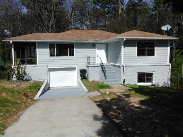 2611 Loghaven Drive NW, Atlanta, GA 30318 (MLS #6072994) :: Charlie Ballard Real Estate