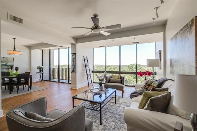 145 15th Street NE #829, Atlanta, GA 30309 (MLS #6073037) :: Charlie Ballard Real Estate