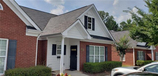 101 Devant Street #607, Fayetteville, GA 30214 (MLS #6073103) :: North Atlanta Home Team