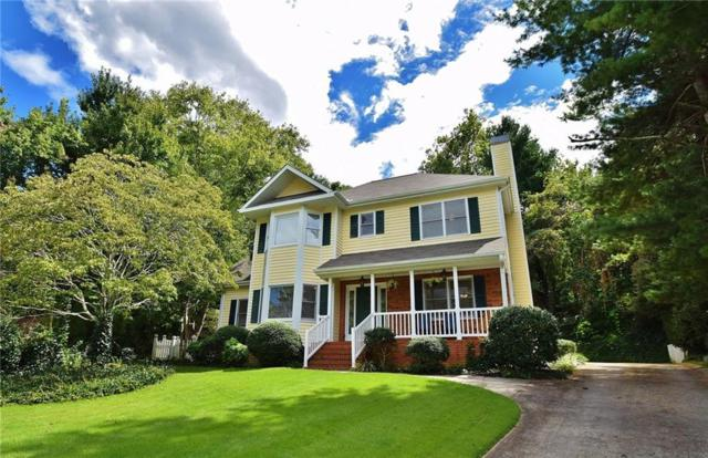 587 Long Oak Drive, Gainesville, GA 30501 (MLS #6073105) :: Iconic Living Real Estate Professionals