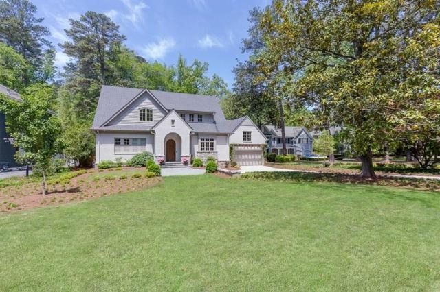 259 Pineland Road NW, Atlanta, GA 30342 (MLS #6073123) :: The Hinsons - Mike Hinson & Harriet Hinson