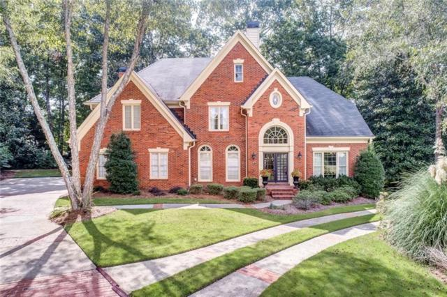 22 Atridge Drive, Marietta, GA 30068 (MLS #6073137) :: Dillard and Company Realty Group