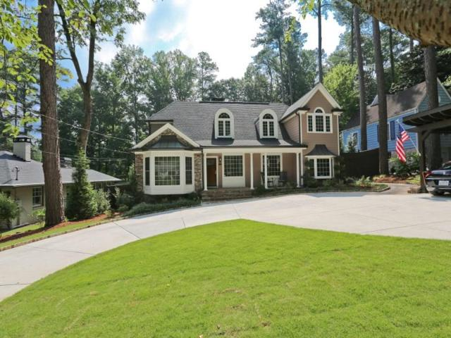 3889 Wieuca Terrace NE, Atlanta, GA 30342 (MLS #6073162) :: The Cowan Connection Team