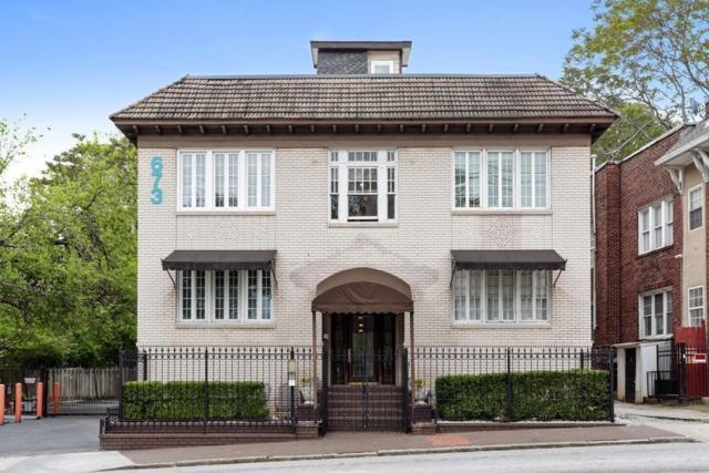 673 Boulevard NE #3, Atlanta, GA 30308 (MLS #6073181) :: Charlie Ballard Real Estate