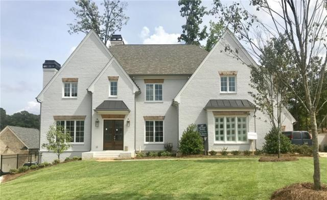529 Cobblestone Drive, Atlanta, GA 30342 (MLS #6073297) :: The Zac Team @ RE/MAX Metro Atlanta