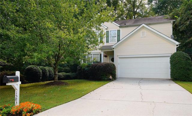 1583 Silver Ridge Drive, Austell, GA 30106 (MLS #6073340) :: The Russell Group