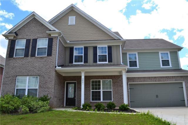 3841 Graham Way SW, Lilburn, GA 30047 (MLS #6073384) :: RE/MAX Paramount Properties