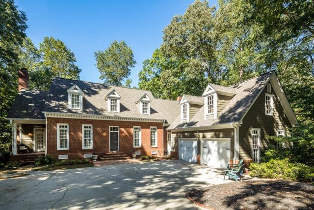 740 Valley Summit Drive, Roswell, GA 30075 (MLS #6073407) :: The Cowan Connection Team