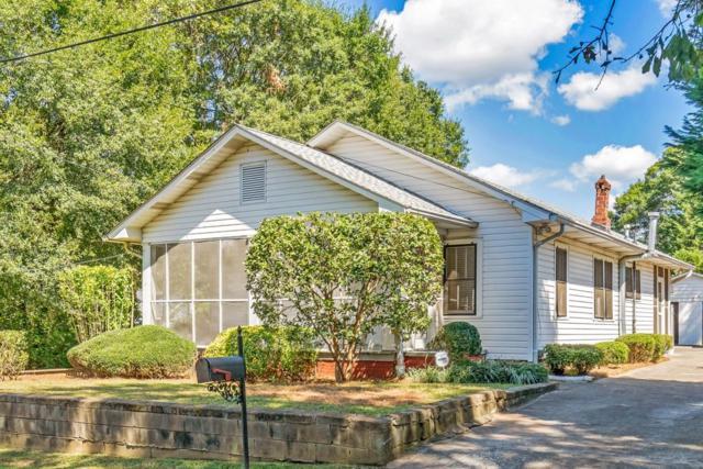 1715 Springer Street NW, Atlanta, GA 30318 (MLS #6073469) :: Charlie Ballard Real Estate
