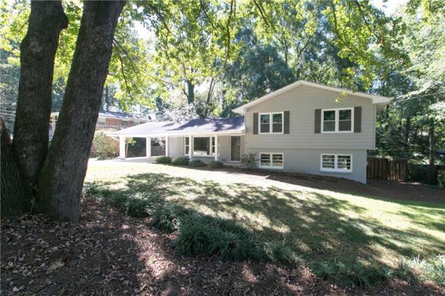2585 Raintree Drive NE, Atlanta, GA 30345 (MLS #6073568) :: Iconic Living Real Estate Professionals
