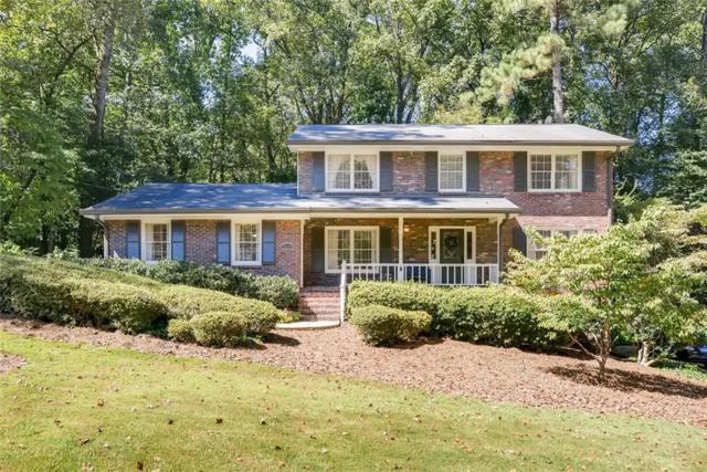 2456 Helmsdale Drive NE, Atlanta, GA 30345 (MLS #6073609) :: The Zac Team @ RE/MAX Metro Atlanta