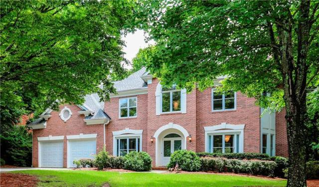 806 Brookhaven Springs Court, Atlanta, GA 30342 (MLS #6073619) :: Dillard and Company Realty Group