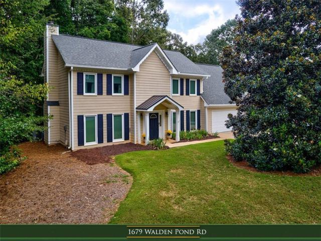 1679 Walden Pond Road, Suwanee, GA 30024 (MLS #6073656) :: The Cowan Connection Team