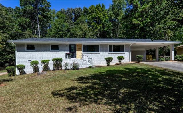 3864 Leisure Woods Drive, Decatur, GA 30034 (MLS #6073704) :: The Cowan Connection Team