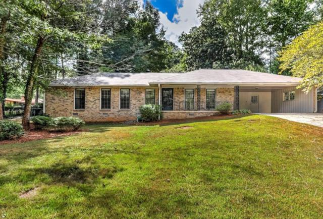 649 Rollingwood Drive, Stone Mountain, GA 30087 (MLS #6073710) :: The Bolt Group