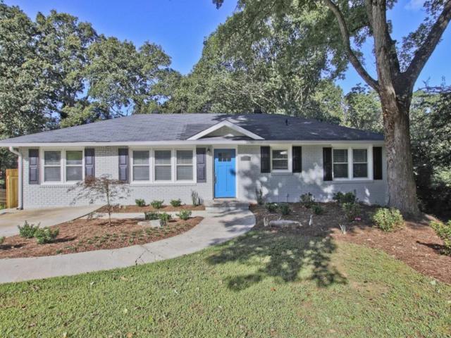 1516 Gaylor Circle SE, Smyrna, GA 30082 (MLS #6073720) :: Iconic Living Real Estate Professionals
