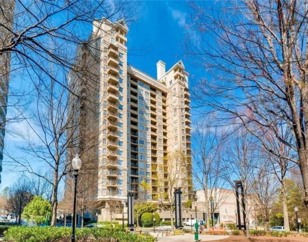 3334 Peachtree Road NE #811, Atlanta, GA 30326 (MLS #6073738) :: The Cowan Connection Team