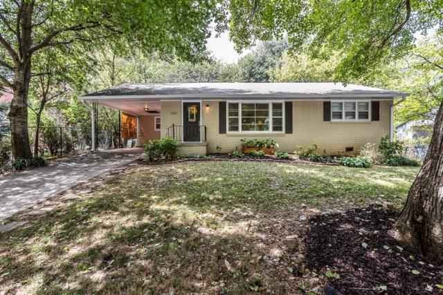 2290 Adams Drive NW, Atlanta, GA 30318 (MLS #6073825) :: RE/MAX Paramount Properties