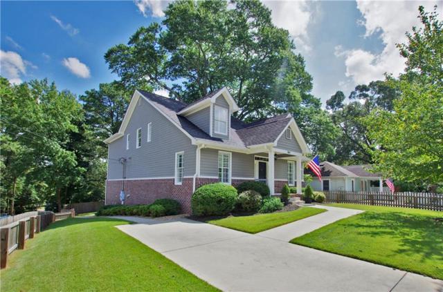 1124 Mantissa Street NW, Atlanta, GA 30318 (MLS #6073834) :: Charlie Ballard Real Estate
