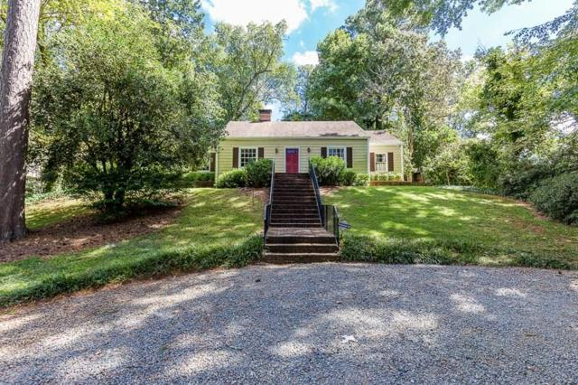 4707 Powers Ferry Road, Atlanta, GA 30327 (MLS #6073866) :: Charlie Ballard Real Estate