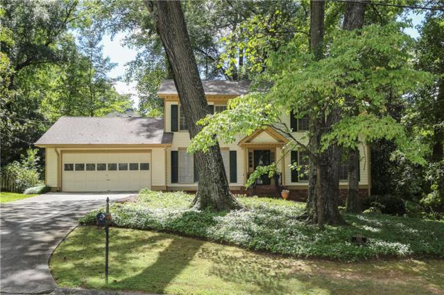1155 Old Woodbine Road, Sandy Springs, GA 30319 (MLS #6073890) :: The Zac Team @ RE/MAX Metro Atlanta