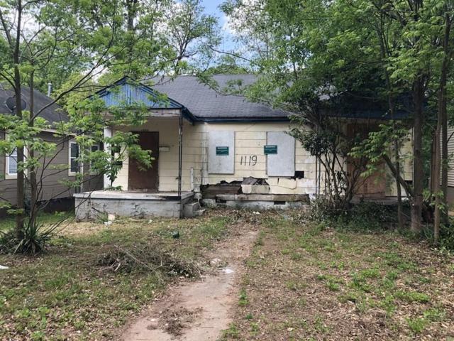 1119 Selwin Avenue SW, Atlanta, GA 30310 (MLS #6073916) :: The Russell Group