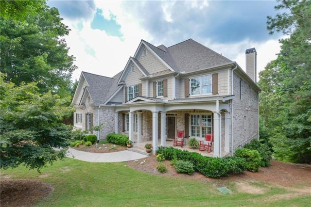384 Brisbane Drive, Acworth, GA 30101 (MLS #6073947) :: The Russell Group