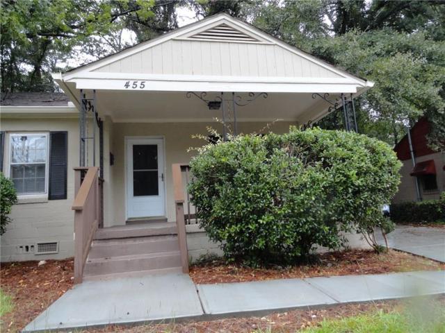 455 N Marietta Parkway, Marietta, GA 30060 (MLS #6073965) :: Kennesaw Life Real Estate