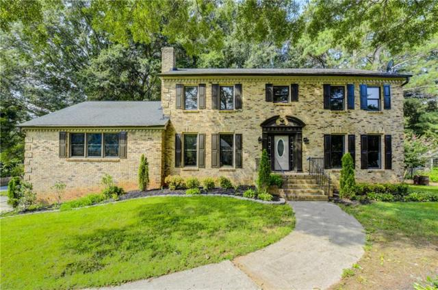 507 Daisy Nash Drive SW, Lilburn, GA 30047 (MLS #6073972) :: The Cowan Connection Team