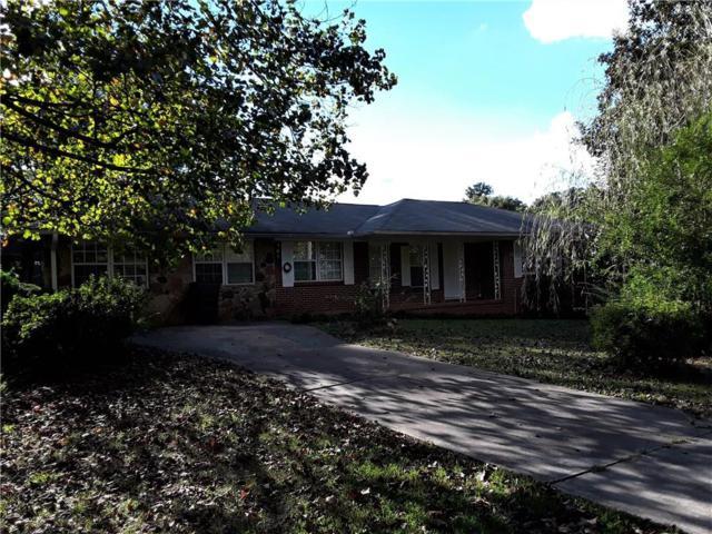 797 Davis Road, Lawrenceville, GA 30046 (MLS #6073996) :: North Atlanta Home Team