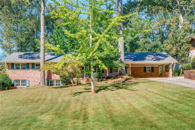 2624 Varner Drive NE, Atlanta, GA 30345 (MLS #6074076) :: The Zac Team @ RE/MAX Metro Atlanta