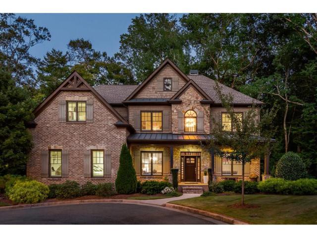 4615 Peachtree Dunwoody Road, Atlanta, GA 30342 (MLS #6074098) :: Dillard and Company Realty Group