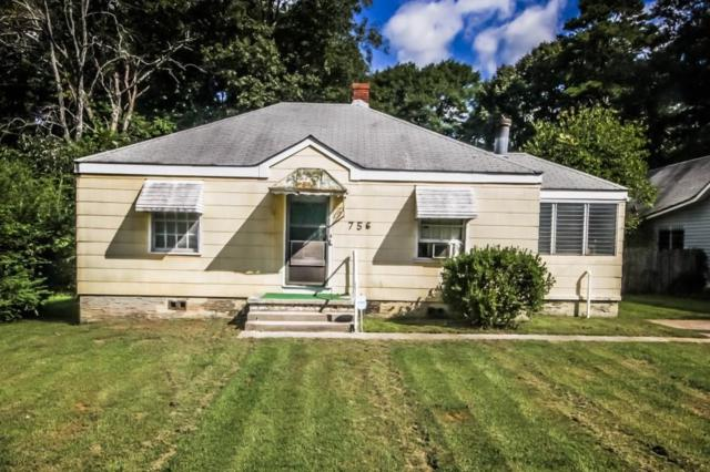 756 South Ave, Forest Park, GA 30297 (MLS #6074120) :: The Cowan Connection Team