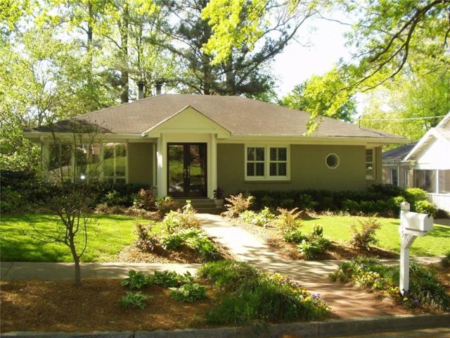 595 NE Sherwood Road, Atlanta, GA 30324 (MLS #6074136) :: Iconic Living Real Estate Professionals