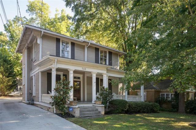 568 Saint Charles Avenue NE, Atlanta, GA 30308 (MLS #6074188) :: Dillard and Company Realty Group