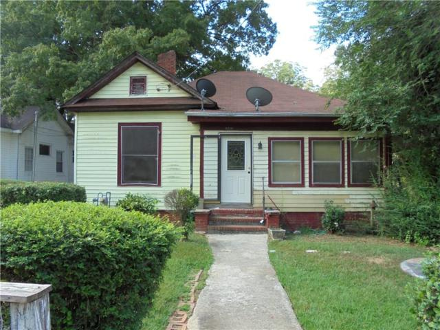 1536 Montreat Avenue SW, Atlanta, GA 30311 (MLS #6074262) :: The Zac Team @ RE/MAX Metro Atlanta