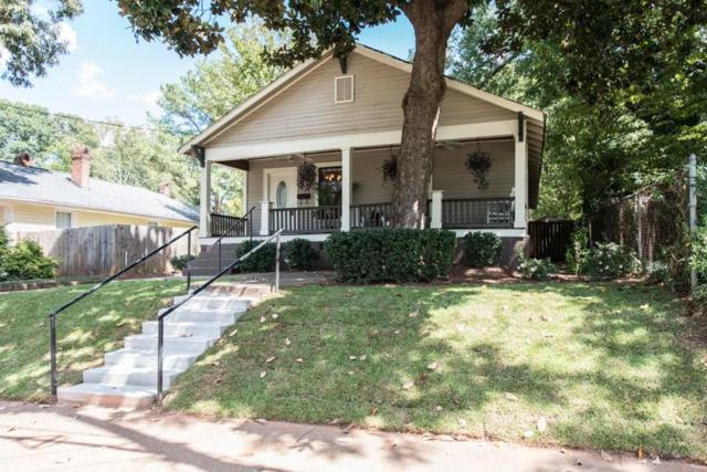 205 Mayson Avenue NE, Atlanta, GA 30307 (MLS #6074298) :: The Zac Team @ RE/MAX Metro Atlanta