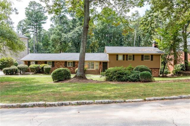 4690 Kings Down Road, Dunwoody, GA 30338 (MLS #6074323) :: RE/MAX Paramount Properties