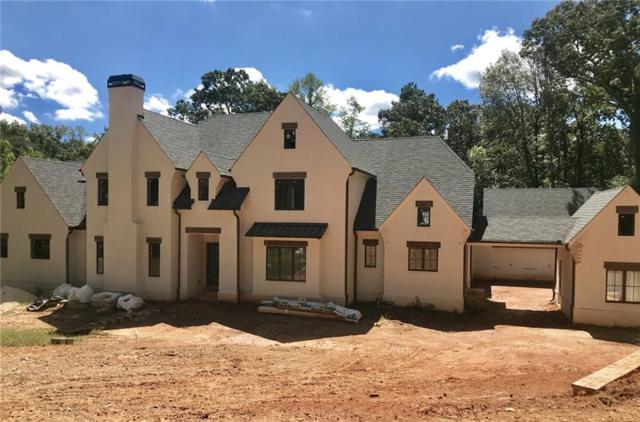 5315 Riverview Road, Atlanta, GA 30327 (MLS #6074333) :: Iconic Living Real Estate Professionals