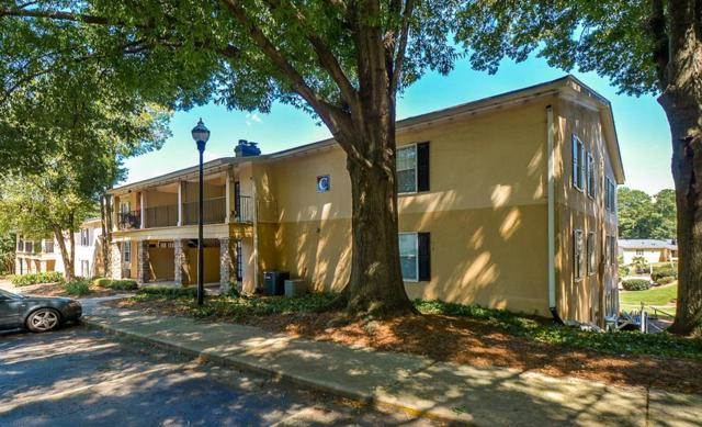 1150 Collier Road NW 3C, Atlanta, GA 30318 (MLS #6074345) :: Kennesaw Life Real Estate