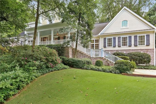 125 Beverly Road NE, Atlanta, GA 30309 (MLS #6074353) :: Iconic Living Real Estate Professionals